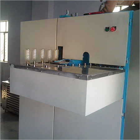 Pet Bottles Blowing Machinery