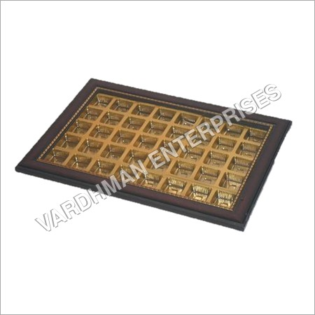 40 CHOCOLATE TRAY