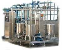 Milk Pasteurizer (HTST)