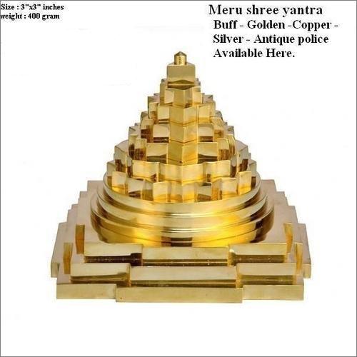 Meru Sri Yantra