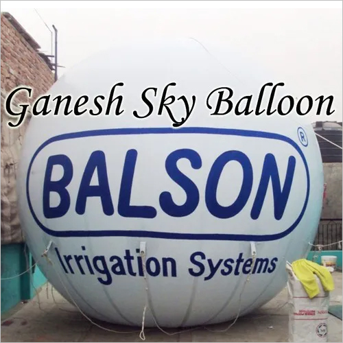 Heart shape sky Promotional balloon