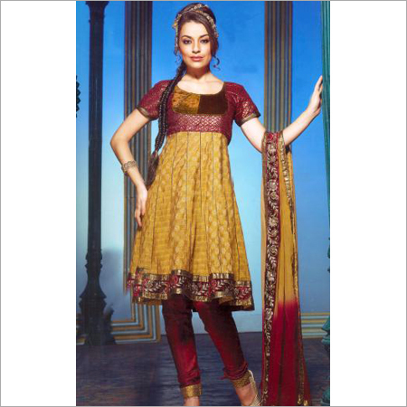 Indian Anarkali Salwar Suit