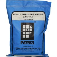 UTA Gold Cementations Tile Fixing  Mortar