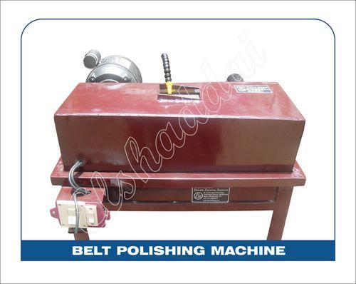 Belt Polishing Machine