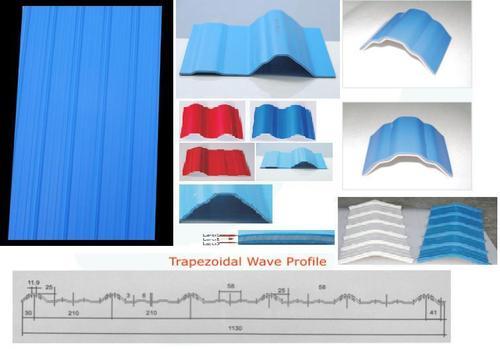 UPVC  Roofing Sheet