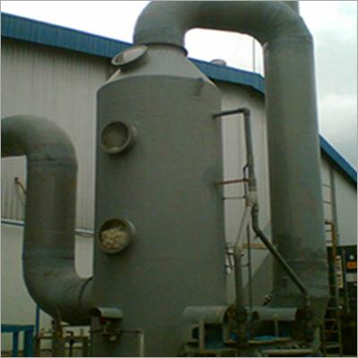 Crossflow Industrial Scrubbers