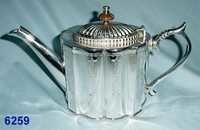 Metal Kettle On Design