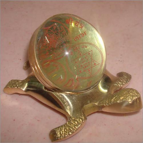 Tortoise Shree Yantra
