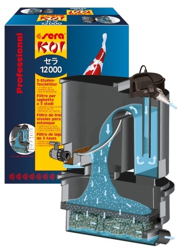 Sera koi Professional 1200pond Filter