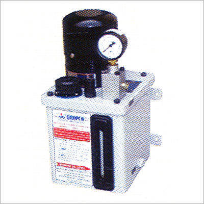 Single Phase Motorised Lubrication Units