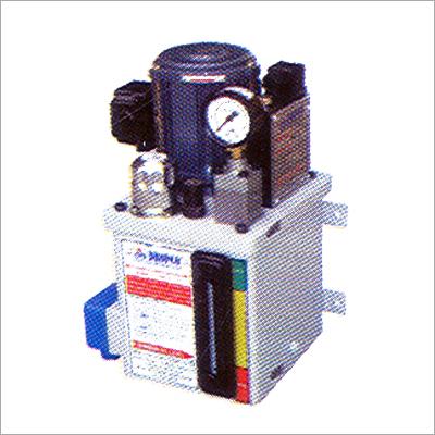 Motorised Lubrication Units (Three Phase)