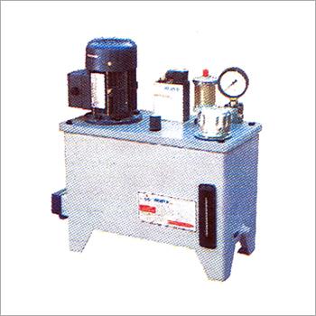 Motorised Lubrication Units