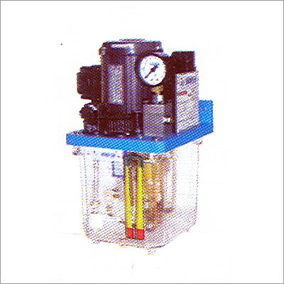 Automatic Motorised Lubrication Units