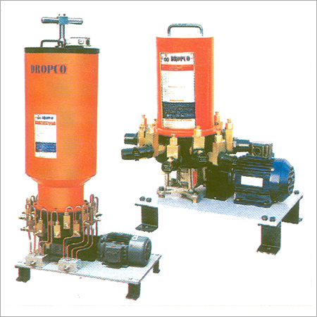 Radial Lubricator (Grease Oils)