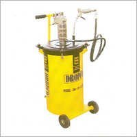 Air Operated Barrel Grease Pump