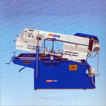 High Speed Heavy Duty Bi Metalic Bandsaw Machine