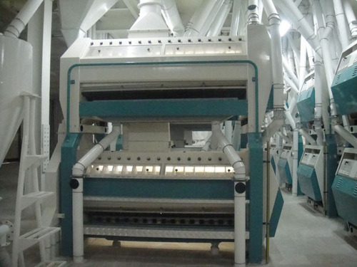 Grain Manufacturing Unit