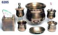 Metal Bhathrum Set For Design