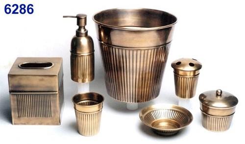 Metal Bhathrum Set For Design