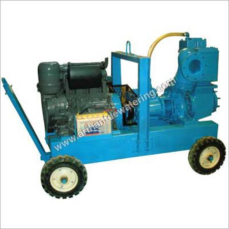 Dewatering Pump Hire & Rental Services