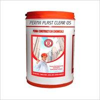 Plasticizing And Quicksetting Compound