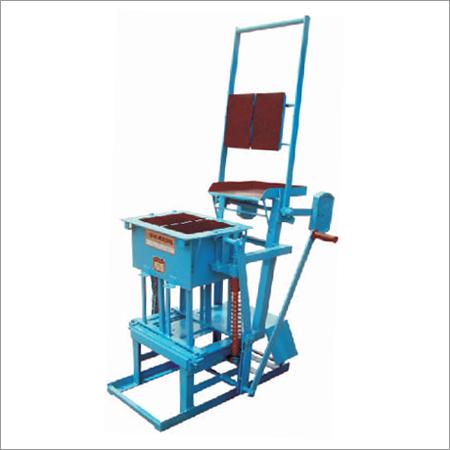 Electrical Block Making Machine