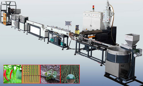 Drip Irrigation Pipe Extrusion Plant
