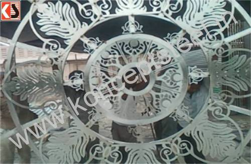 CNC Cutting Art work