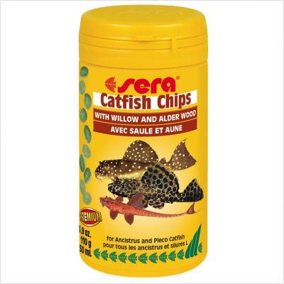 Sera Catfish chips