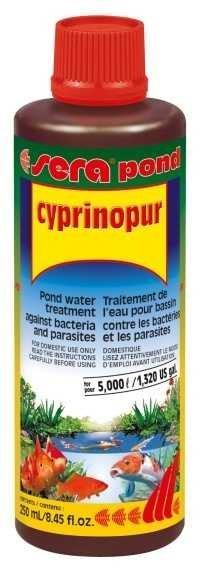 Sera pond cyprinopur