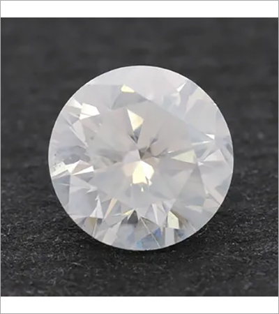 Milky White Diamond