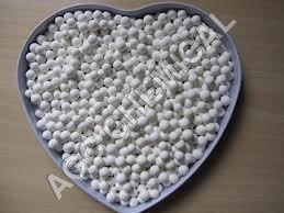 Activated Alumina Balls 3-5 mm, 5-8 mm