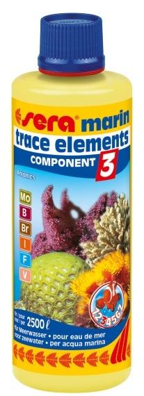 Sera Marin Component 3 Trace Elements