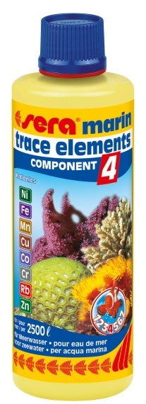 Sera Marin Component 4 Trace Elements Kationics