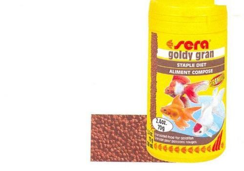 Sera Goldy Gran Pellet Fish Food 250ml, 1000ml
