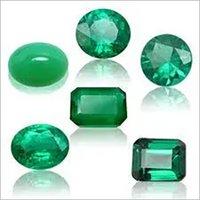 Emerald Mixed Shape Cut Stone