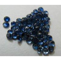 Blue Sapphire Round Cut Stone