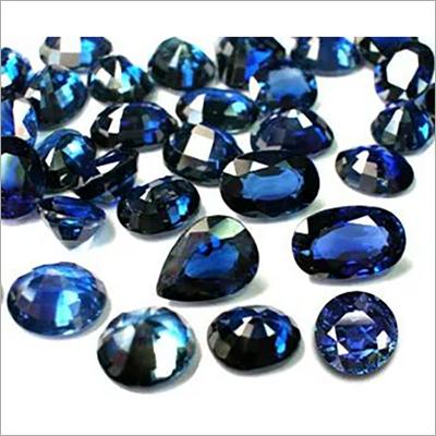 Blue Sapphire Mixed Shape Cut