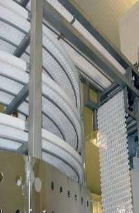 Modular Plastic Belts