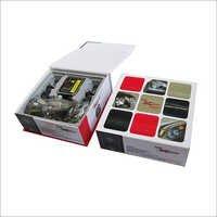 H4 Xenon Kit With Standard Ballast