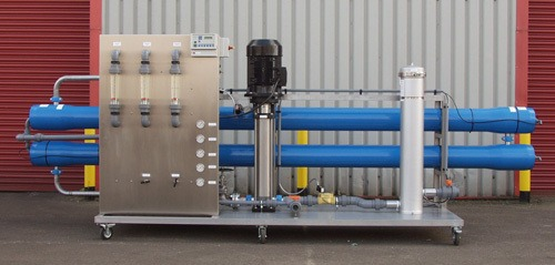 Reverse Osmosis Equipment