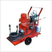 Motorized Bearing Extractor