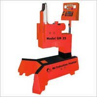 Vertical Induction Bearing Heater