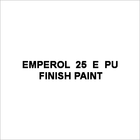 Polyurethane Finish Paint