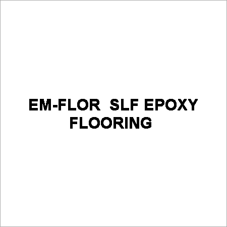 Self-Leveling Epoxy Floor Coating