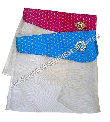 Decorative Saree Covers (Tissu)