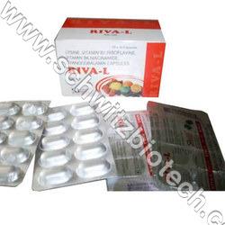 Multivitamin Lysine Capsules