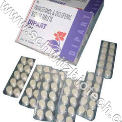 Antipyretic & NSAIDS Tablets