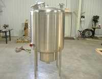 Cream Balance Tank