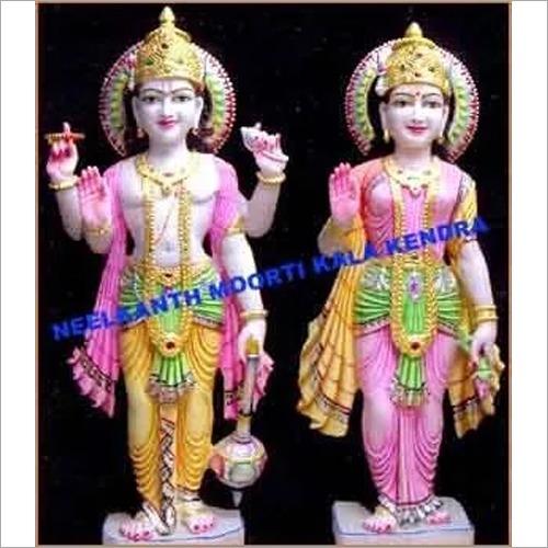 Lord vishnu laxmi